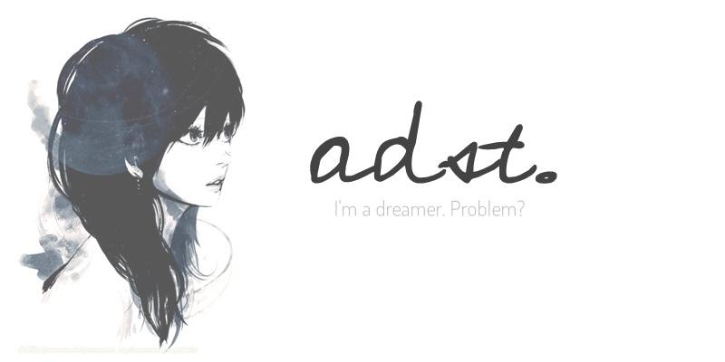 Adisty's Blog