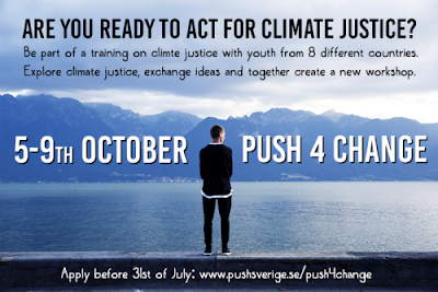 Push 4 change climate justice