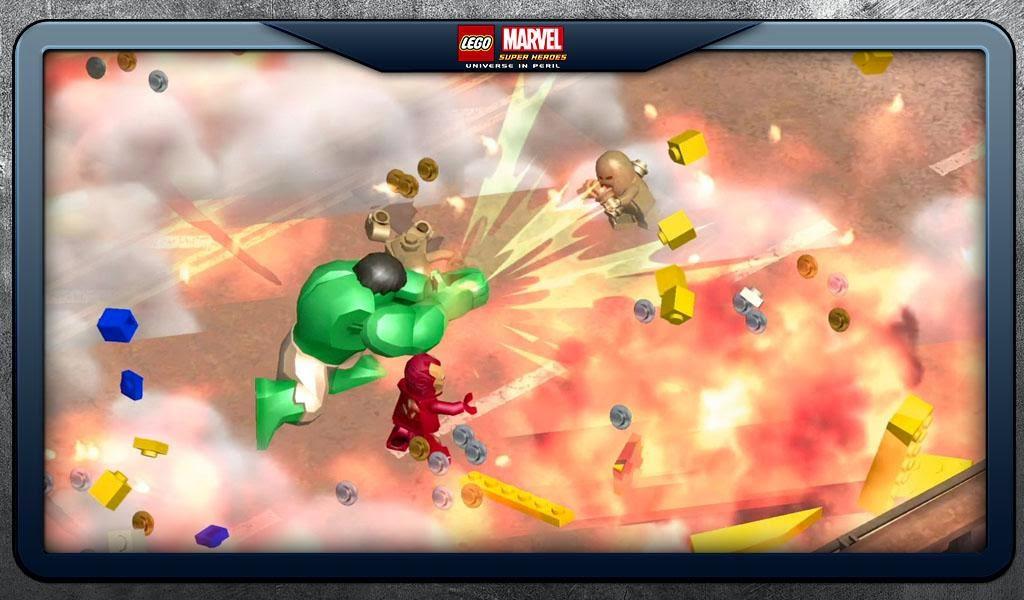 LEGO ® Marvel Super Heroes Apk