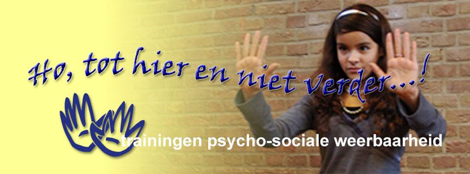training en opleiding psychosociale weerbaarheid