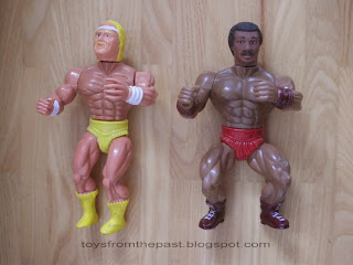 toys from the past 365 wrestling champions � black