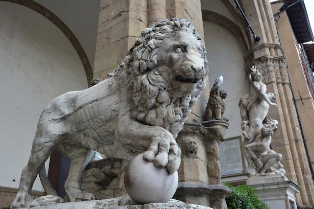 Medici Lion Florence