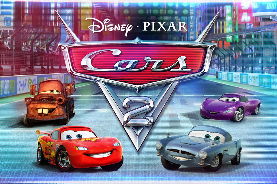 cars 2 in hindi movie
