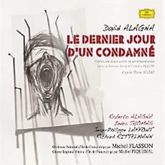 LE DERNIER JOUR D'UN CONDMANÉ - CD Richard Alexandre Rittelmann