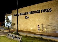 TEATRO ÍRACLES BROCOS PIRES - TEATRO ICA