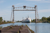 vertical-lift bridge - Welland Canal Bridge 5
