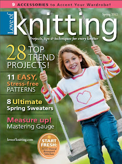 Love of Knitting Spring 2012