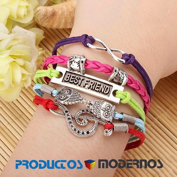 imagenes de pulseras modernas - imagenes de pulseras | Las pulseras de goma que se han puesto de moda entre los