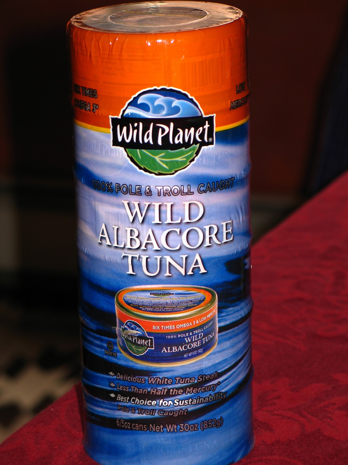 Bpa free wild planet tuna at costco jackson heights for Where can i buy sushi grade fish