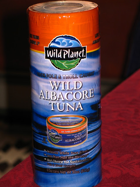 Bpa free wild planet tuna at costco jackson heights for Buy sushi grade fish online
