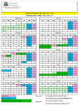 Calendario escolar 2013-14