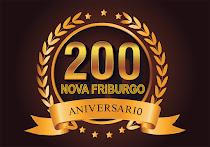 NOVA FRIBURGO...200 ANOS