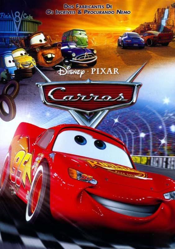 Carros Torrent - Blu-ray Rip 720p Dublado (2006)