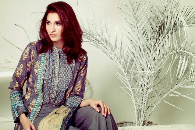 Thredz Summer Lawn Collection 2014