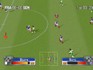 permainan games sepak bola