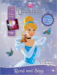 Disney Princess: Read-and-Sing: Cinderella