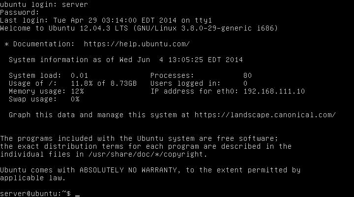 Mengenal Perintah Dasar Sistem Operasi Linux