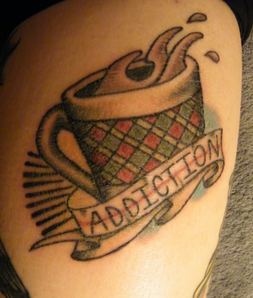 tumblr lhddlfuPkL1qchp0fo1 500 #tattoofriday   Coffeelovers