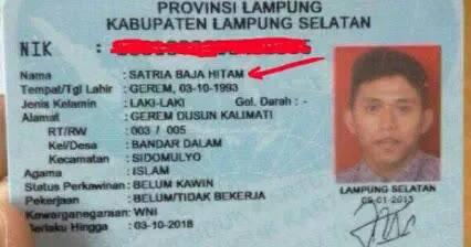 Nama Unik Yang Hanya Ada di Indonesia