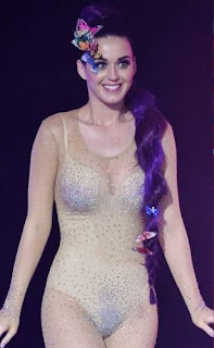 transparent dresses from katy perry