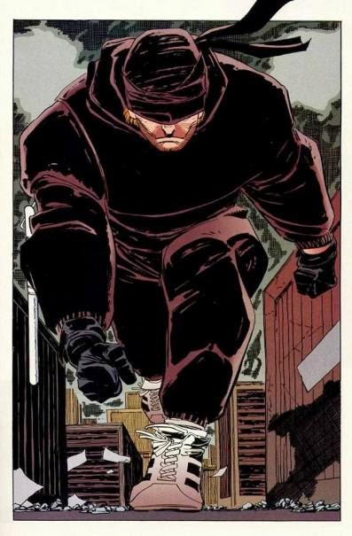 daredevil concept art