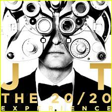 Tracklist: The 20/20 Experience by Justin Timberlake