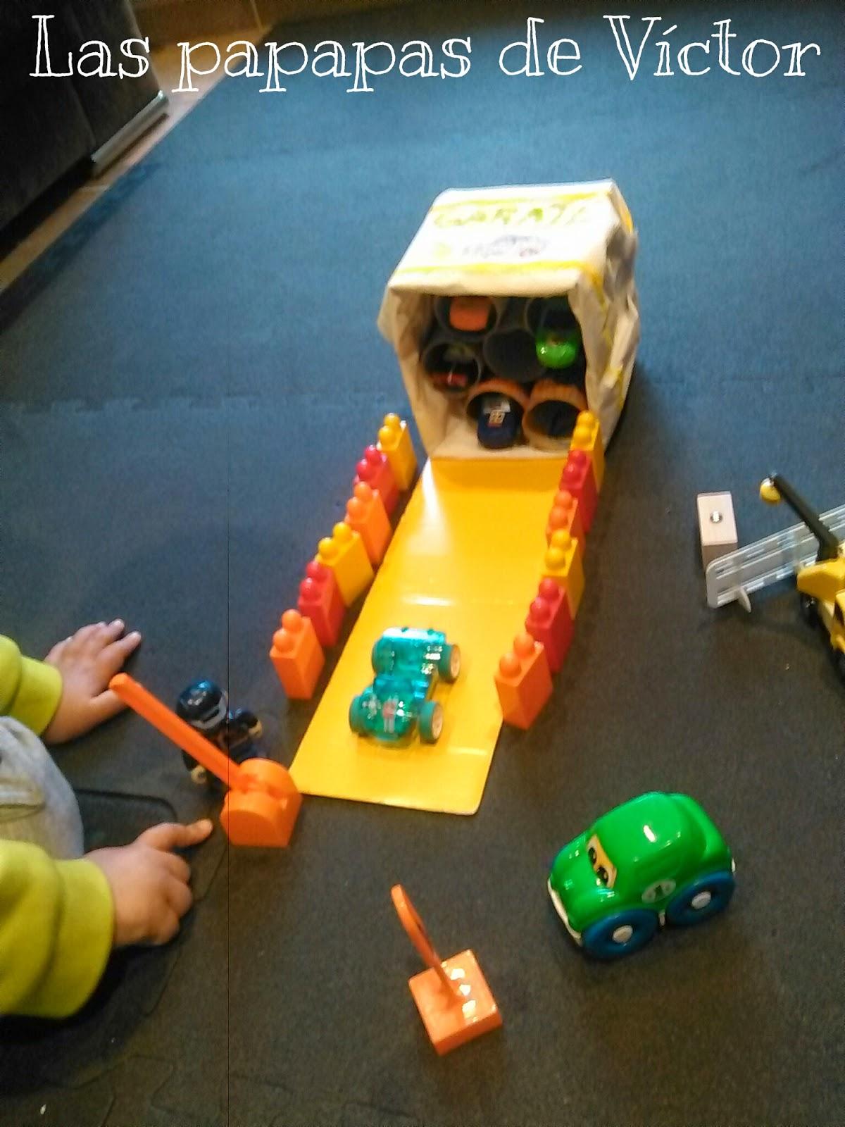 Las papapas de v ctor garaje para coches - Garaje para coches ...