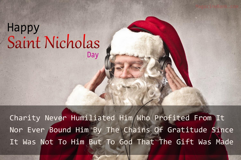St nicholas day for kids