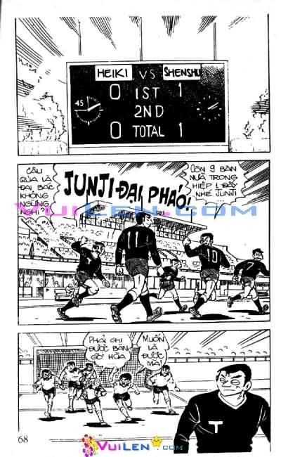 Jindodinho - Đường Dẫn Đến Khung Thành III  Tập 6 page 68 Congtruyen24h