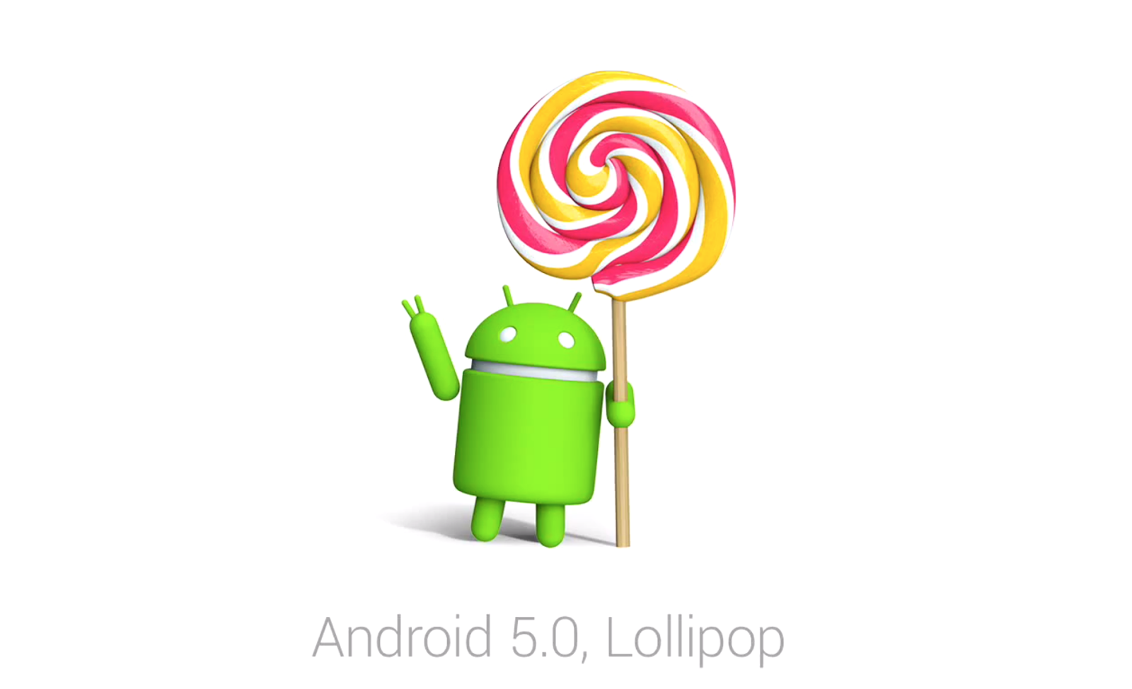 Android Lollipop Cover