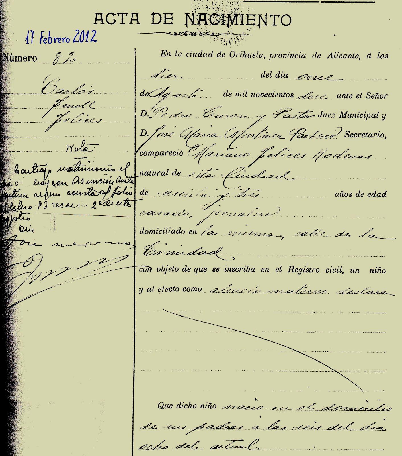 Lujo Copia Del Certificado De Nacimiento Del Condado De Cook Bandera ...