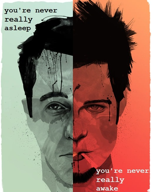 fight club an awakening to life