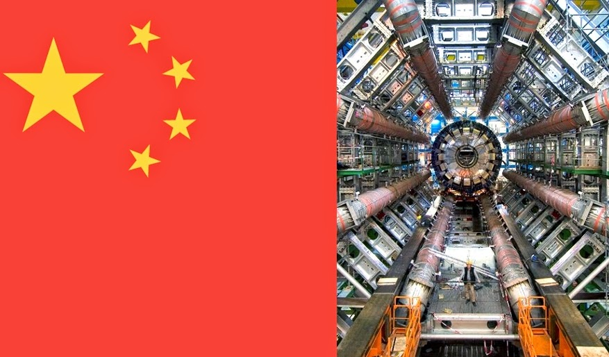 china particle accelerator