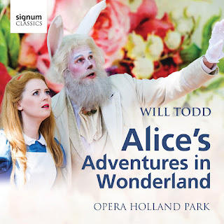 Alice's Adventures in Wonderland - Will Todd - Signum Classics