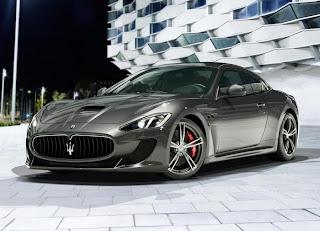 Maserati GranTurismo MC Stradale (2013) Front Side