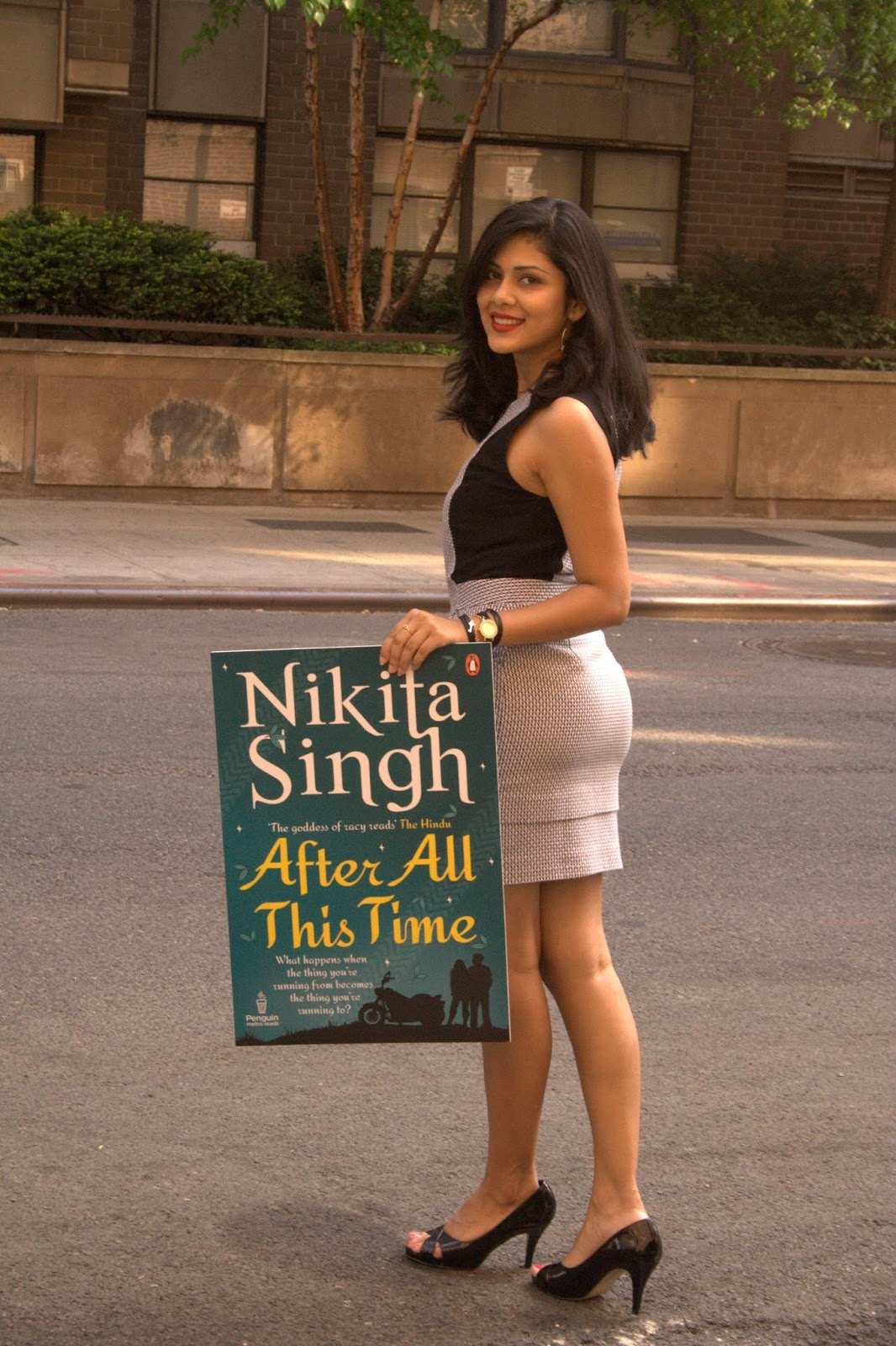 The Official Infibeam Blog Iconic Author Nikita Singh Talks About