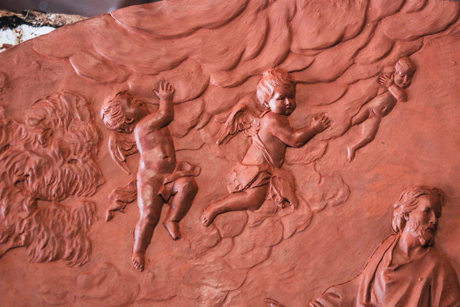Trono Soledad Semana Santa Cartagena Murcia Arturo Serra escultura 28