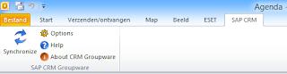 , SAP CRM Client Groupware, Acorel