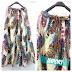 Busana Muslim Abstrak Bangkok Skirt GC3985
