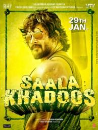 Saala Khadoos (2016) Hindi DVDRip 700MB