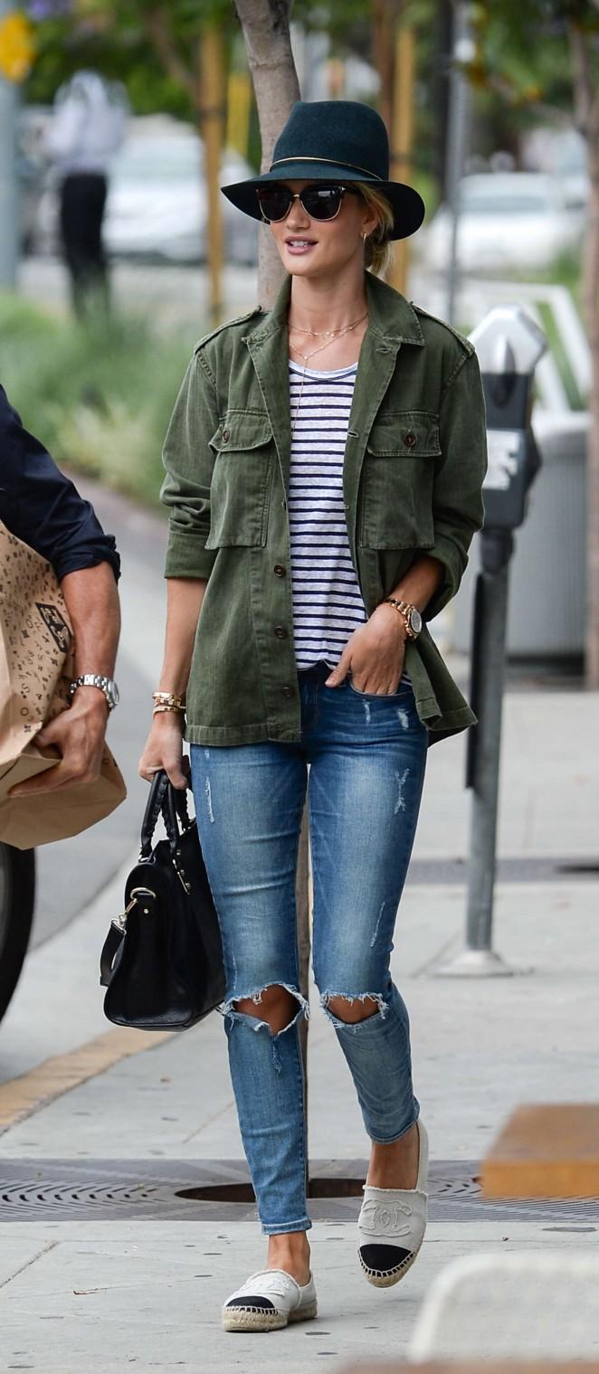 A Stroke Of Fabulosity Style Crush Rosie Huntington Whiteley