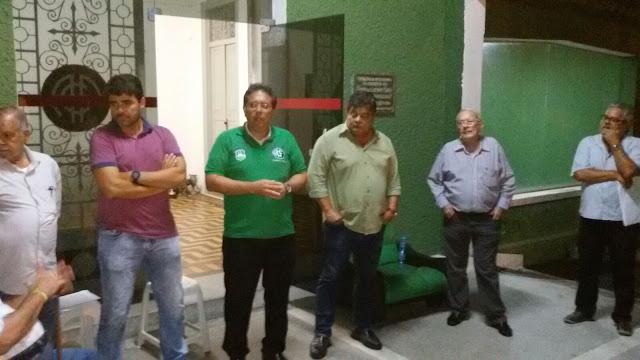 Augusto Moreira é o novo Presidente