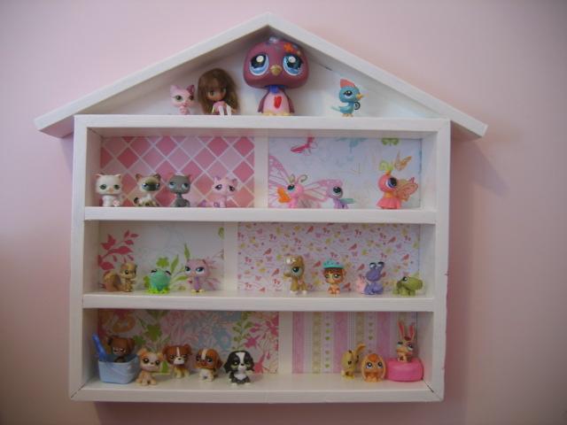 Controlling Craziness A Diy Littlest Pet Shop House