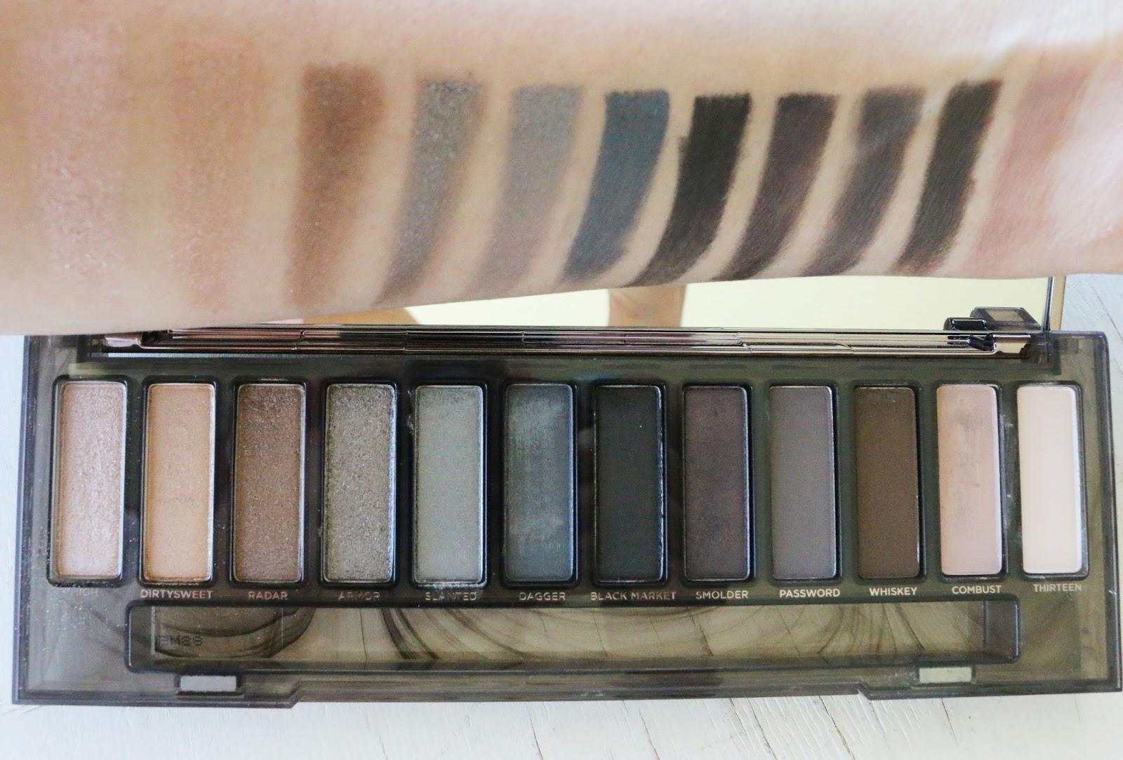 Urban Decay Naked Smoky Eyeshadow Palette   MUABS - Buy