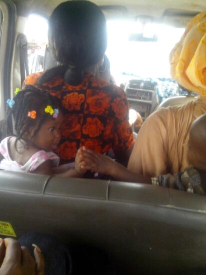 Awww! Read The Touching Story Of Love At First Sight On A Danfo Bus (Photos)