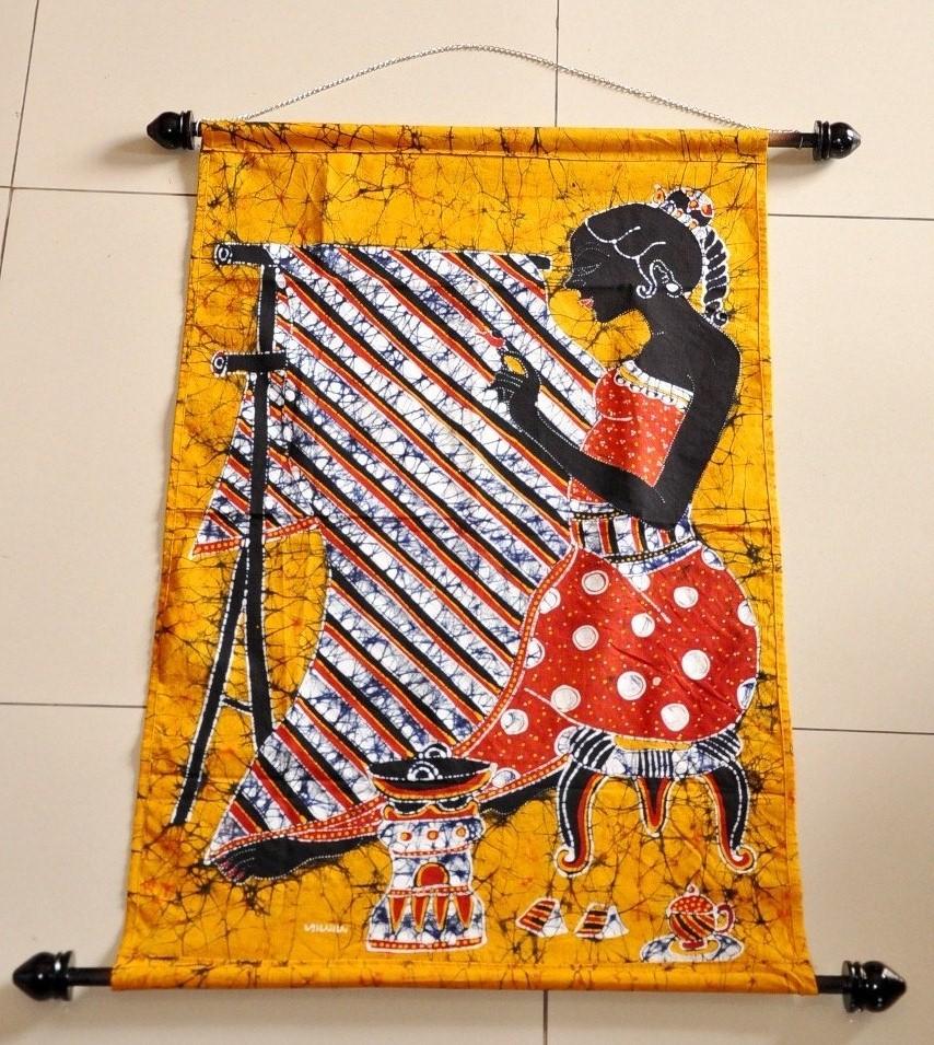 Lukisan Batik Jogja Jual Lukisan di Bogor