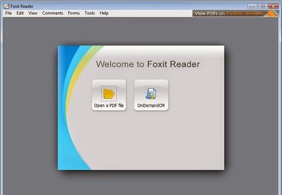 تحميل برنامج PDF 2015 ادوبى ريدر العربى Adobe Reader