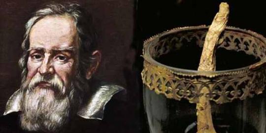 Jari tengah Galileo Galilei