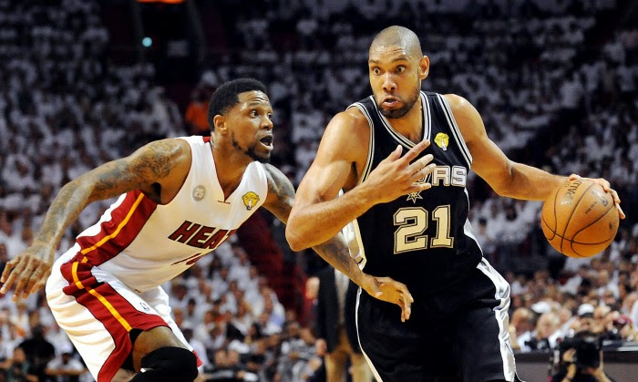 SAN ANTONIO SPURS  - GOLDEN STATE WARRIORS
