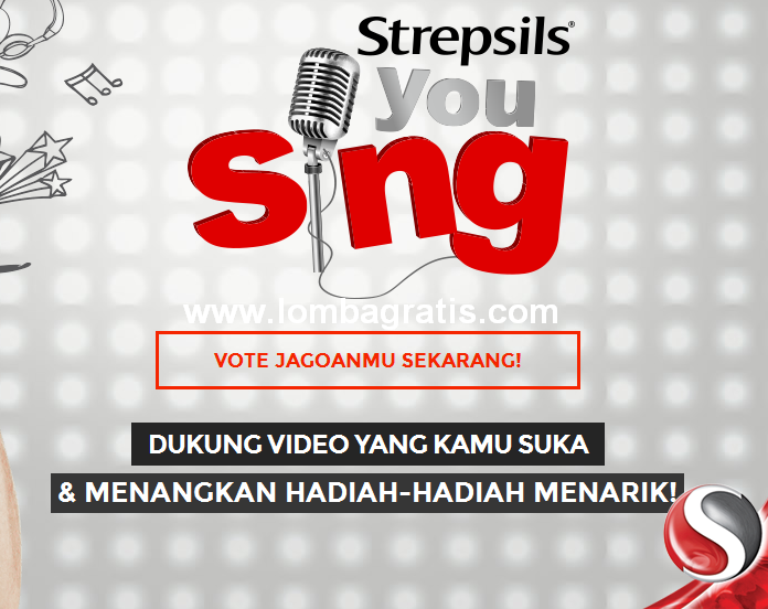 Vote Video Berhadiah Samsung Galaxy Note 3, iPod Shuffle & Voucher MAP